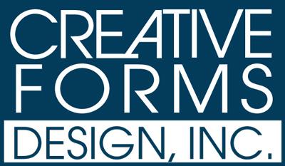 Creative Forms Design Logo
